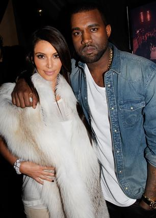 Kanye West Unveils 'Perfect B*tch' Song About Kim Kardashian