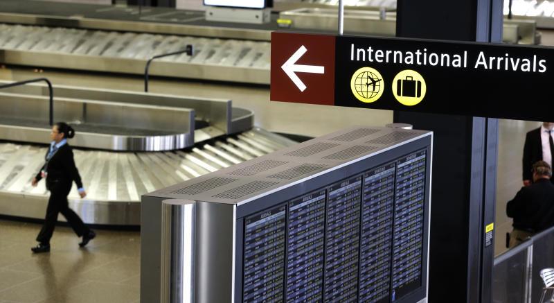 Virus Outbreak-Airport Screening