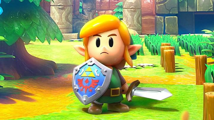 Link hero shot | The Legend of Zelda: Link's Awakening review