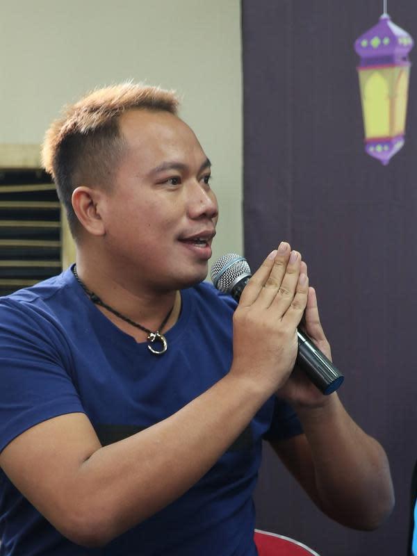 Vicky Prasetyo (Bambang E.Ros/Bintang.com)