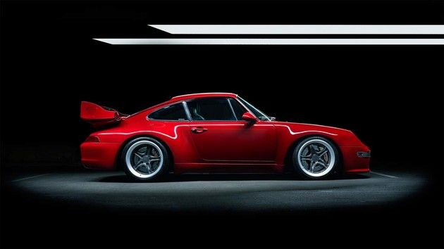 Gunther Werks 400R 911全車翻新52500元美金起