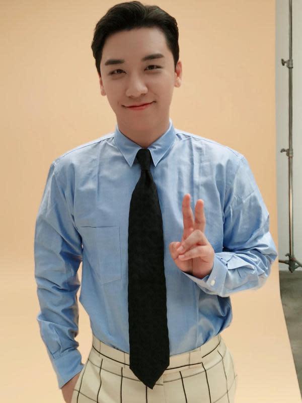 Seungri. (Foto: instagram.com/seungriseyo)