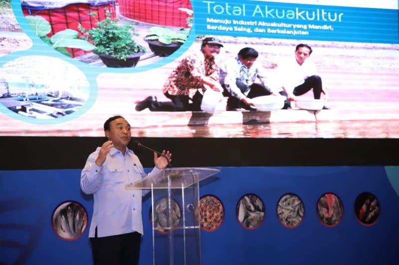 Pandemi, KKP dorong sistem minapadi jaga pasokan ikan air tawar