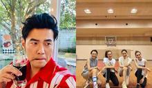 周董會正妹球友打籃球 超狂多金姐妹網笑養職籃都可