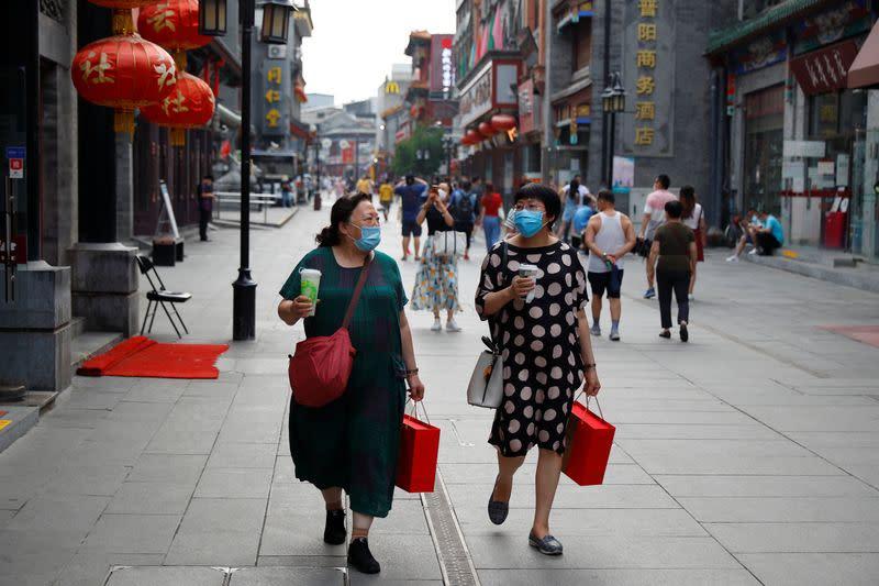 Mainland China reports 49 new coronavirus cases for August 1