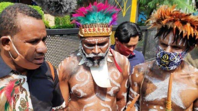Warga Papua Kembalikan Uang Beasiswa LPDP Veronica Koman ke Kemenkeu