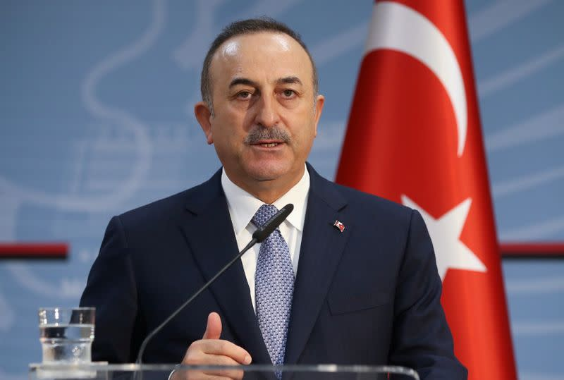 Turkey denies flouting agreement with Russia in Syria's Idlib province