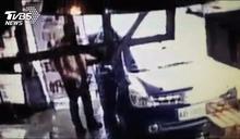 你是誰!賊開車門偷手機 10歲童驚嚇哭