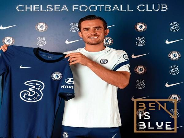 England defender Ben Chilwell (Photo/Chelsea FC Twitter)