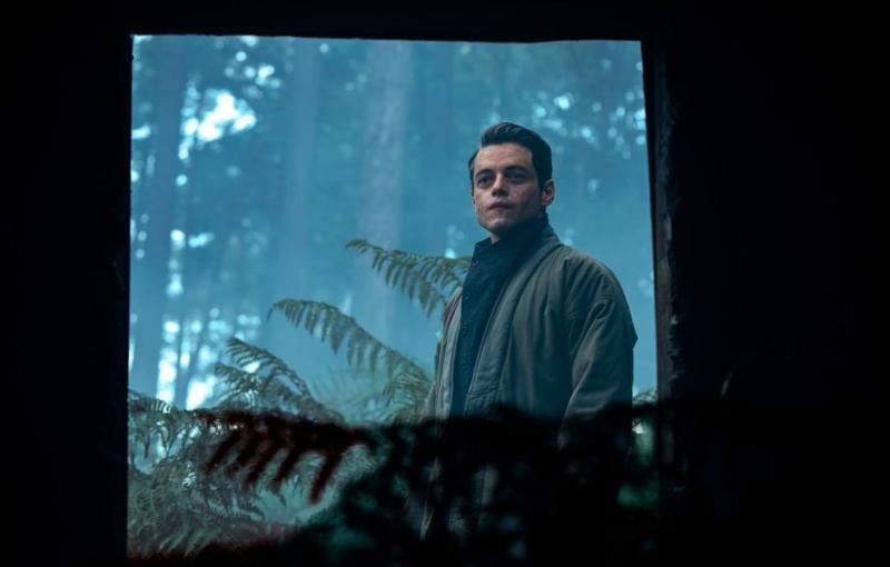Rami Malek as Safin in No Time To Die. (Instagram/007/Eon)