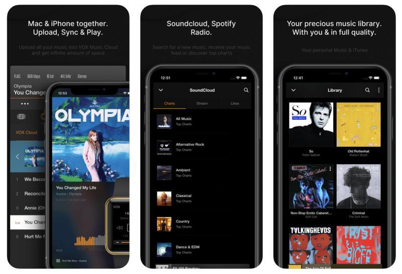 VOX App iOS