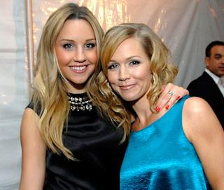 Paging Amanda Bynes: Jennie Garth would like a word with you