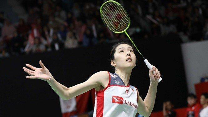 Perjalanan Tragis Bidadari Bulutangkis Jepang di Denmark Open