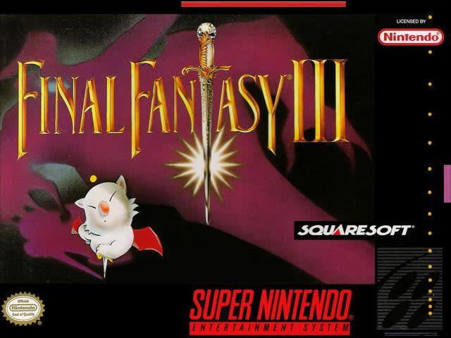best snes games final fantasy iii