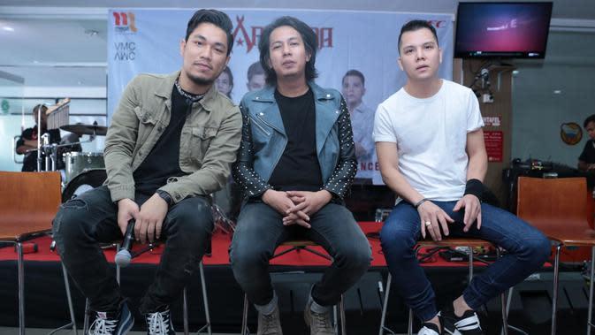 Armada Band (Adrian Putra/Fimela.com)