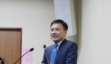 彭文正與江啟臣「相見歡」 籲國民黨關心「蔡英文假論文」