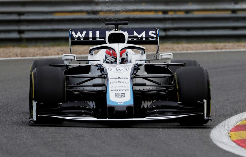 New owners but business as usual for former F1 champions Williams