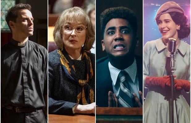 Golden Globes Nomination Predictions 2020: Top Contenders in TV Categories (Photos)