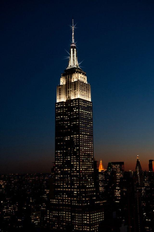 Beatles-themed music and light show to launch from Empire State Building this weekend