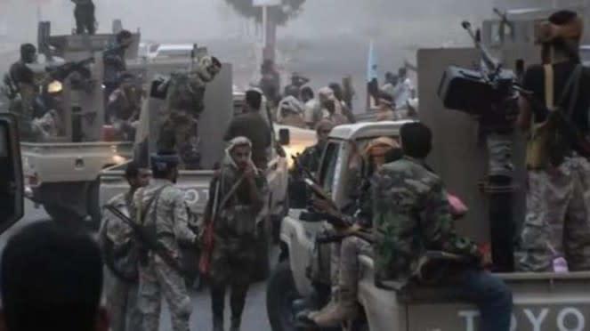 VIVA Militer: Milisi Houthi di Yaman.