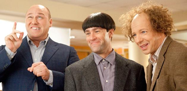 Bobby Farrelly talks 'The Three Stooges,' Sister Larry David, and eye-raking his brother