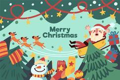 社團活動重啟暨聖誕成發活動