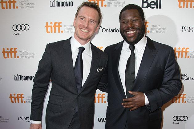 Michael Fassbender and Steve McQueen's bromance precedes '12 Years a Slave'
