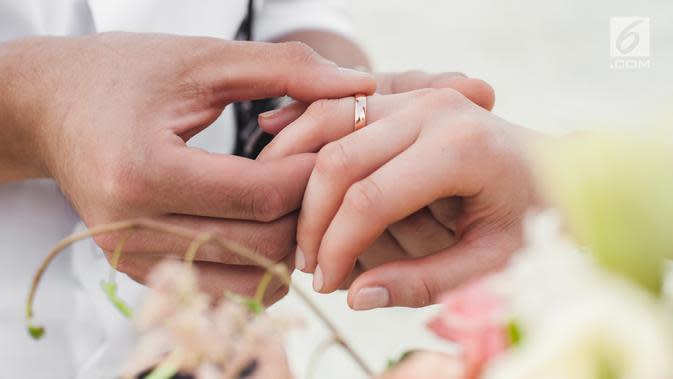 Ilustrasi Pernikahan (iStockPhoto)