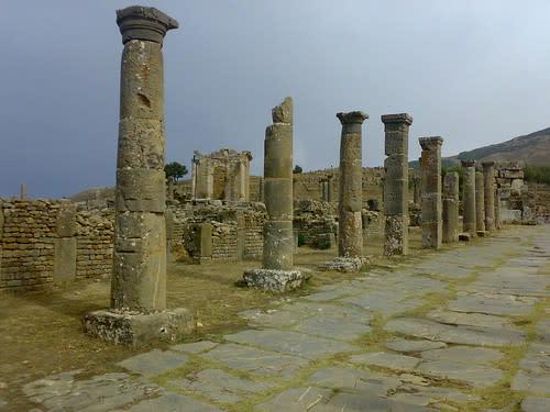 مدينة جميلة الاثرية....اثار رومانية غاية في الروعة. 2716427749_f42c19538