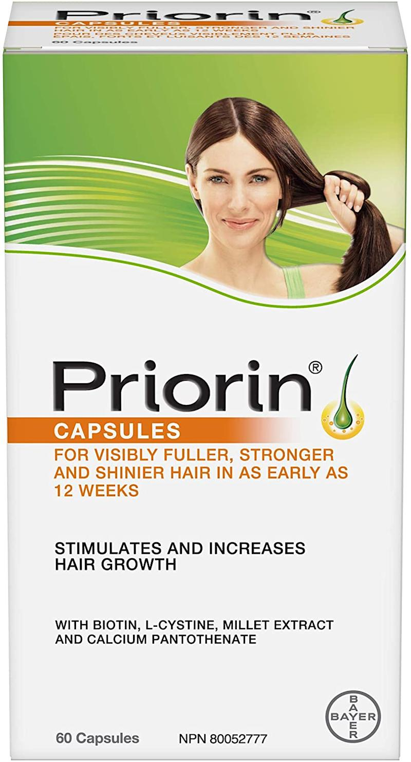 Priorin Hair Growth Stimulant (Photo via Amazon)