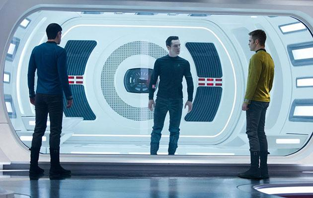 Cumberbatch's Star Trek villain revealed?