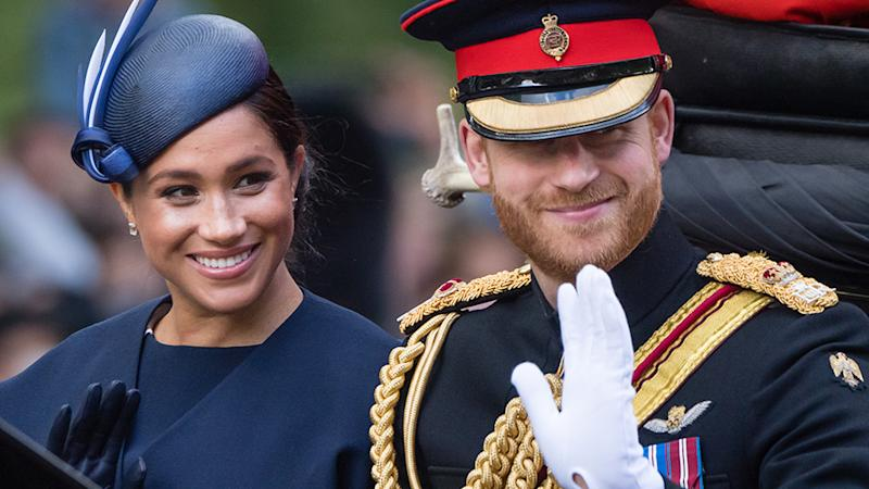 Fans have praised Harry and Meghan's touching Instagram tribute to Diana. Photo: Getty Images.