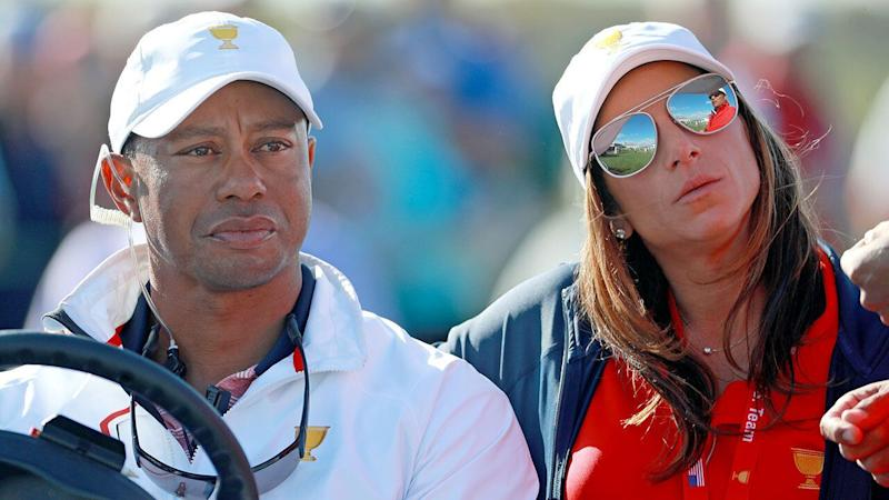 Woods offers condolences to family suing him in wrongful death case