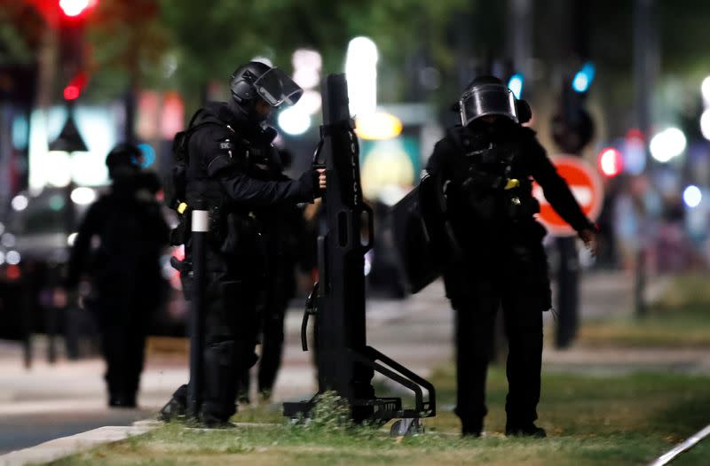 Le Havre hostage-taker consumed by plight of Palestinians, say police