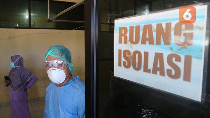 Satu Dokter dan Perawat RSUD Anutapura Palu Positif Covid-19