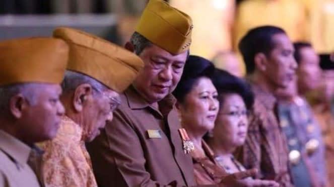 VIVA Militer: Susilo Bambang Yudhoyono.