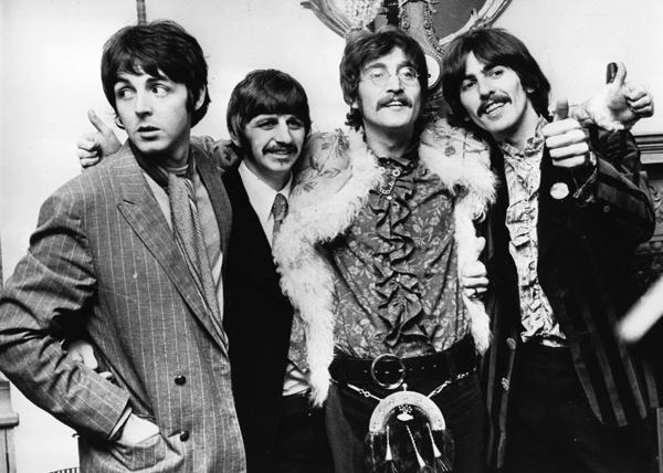 Beatles' 'Sgt. Pepper's' Artwork Auctioned for $87,000