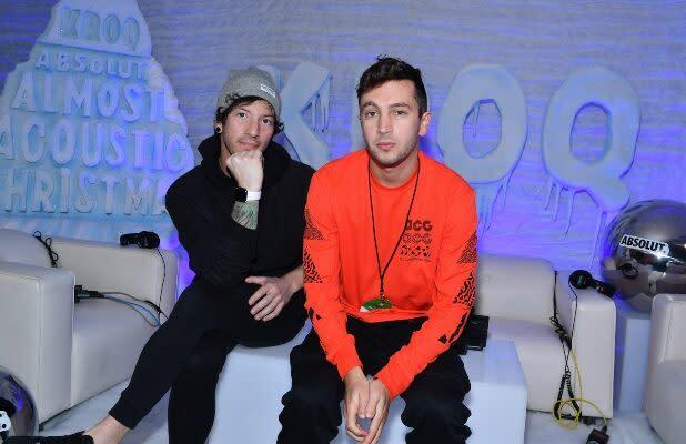 Twenty One Pilots Frontman Tyler Joseph Apologizes for Joking About Using His 'Platforms'