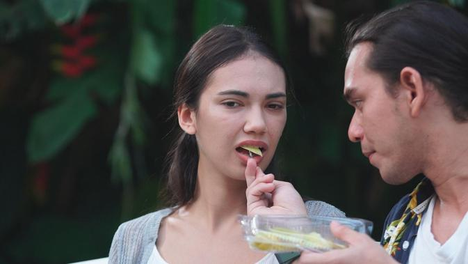 Adegan sinetron Samudra Cinta Episode Baru tayang perdana Senin (29/6/2020) di SCTV (Dok Sinemart)