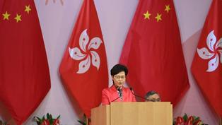 特首稱國際旅遊與商務重要 恢復與內地商貿往來更重要