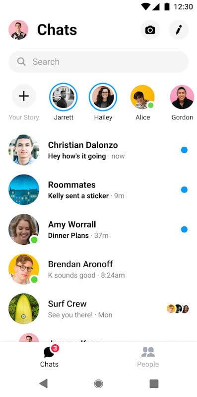 best video chat apps facebook messenger 1