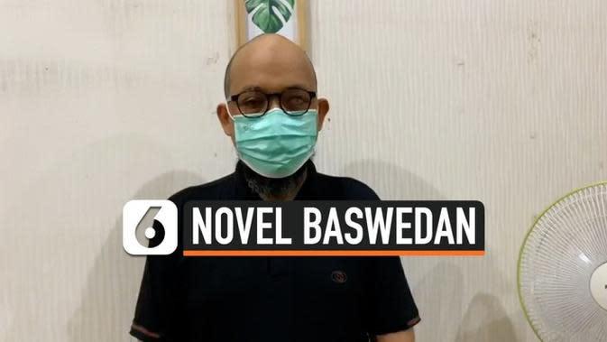 VIDEO: Istri dan 4 Anak Novel Baswedan Positif Covid-19