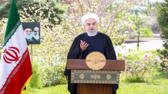 Khamenei Sebut UEA Berkhianat pada Dunia Islam dan Palestina