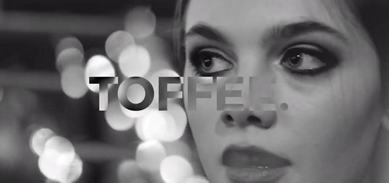 Toffee is a dating app for the privately educated