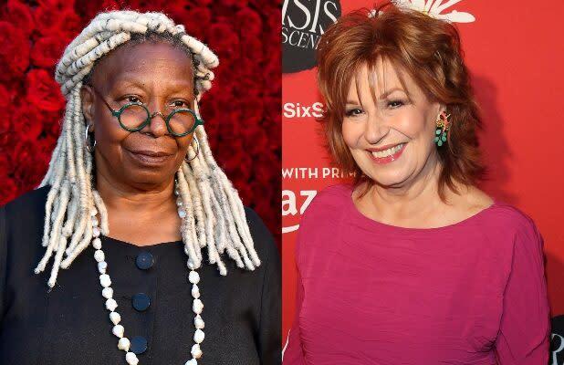 Whoopi Goldberg Tells Joy Behar 'Don't Flip Out' Over Election Worries (Video)
