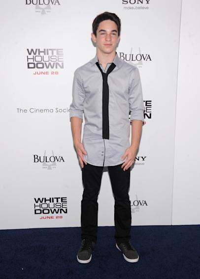 """White House Down"" New York Premiere - Red Carpet"