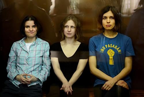Russian Police Seeking Other Members of Pussy Riot