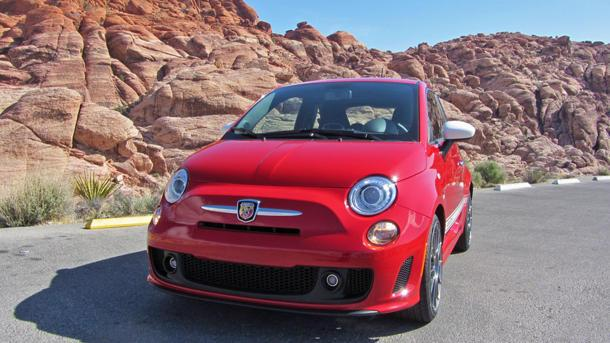 2012 Fiat 500 Abarth: Motoramic Drives