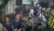 路邊吵架被關切! 8逃逸越南移工意外遭逮