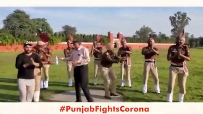 foto: Twitter/@PunjabPoliceInd